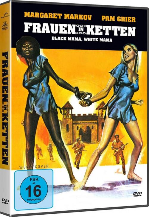 Frauen in Ketten - Black Mama, White Mama [DVD]