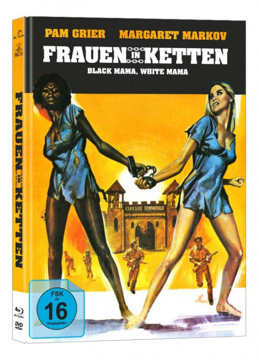 Frauen in Ketten - Mediabook Edition - Cover B [Blu-ray+DVD]