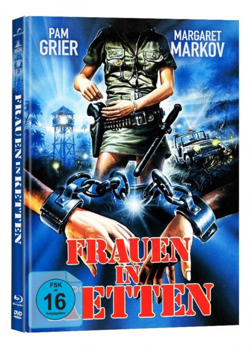 Frauen in Ketten - Mediabook Edition - Cover C [Blu-ray+DVD]