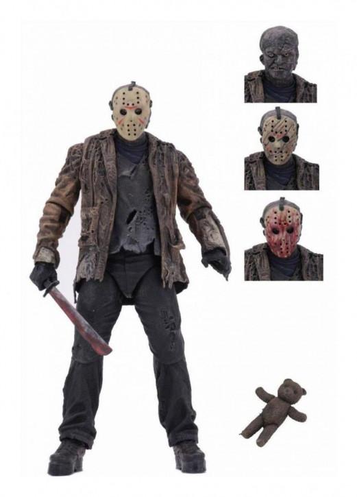 Freddy vs. Jason - Ultimate Actionfigur - Jason Voorhees