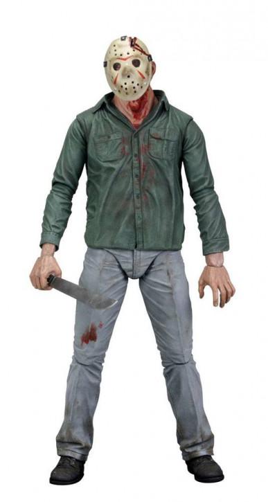 Freitag der 13. Teil 3 - Actionfigur Ultimate - Jason