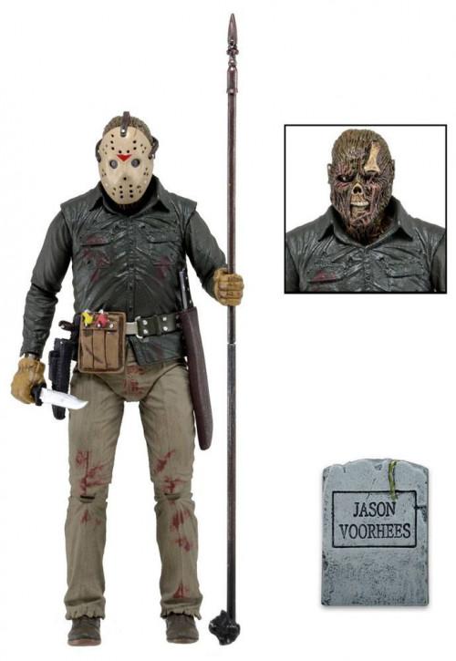 Freitag der 13. Teil 6 - Actionfigur - Jason