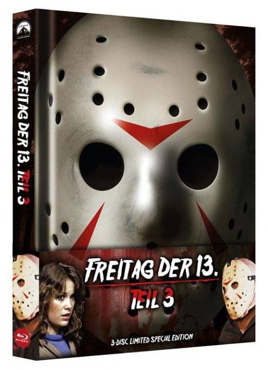 Freitag der 13. Teil 3 - Limited Special Edition [Blu-ray+DVD]