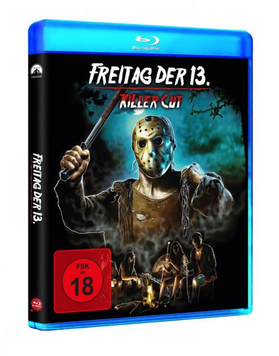 Freitag der 13. - Killer Cut [Blu-ray]