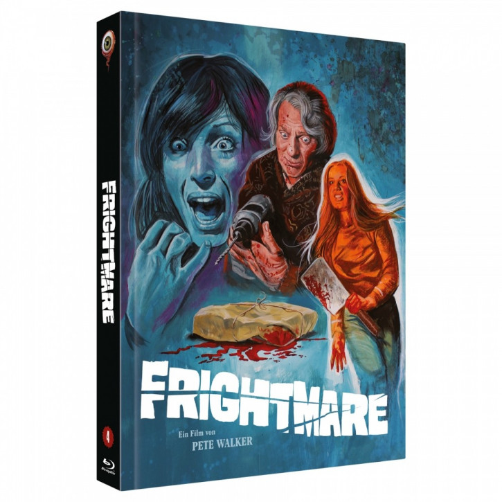 Frightmare - Alptraum - Limited Collectors Edition - Cover B [Blu-ray+DVD]