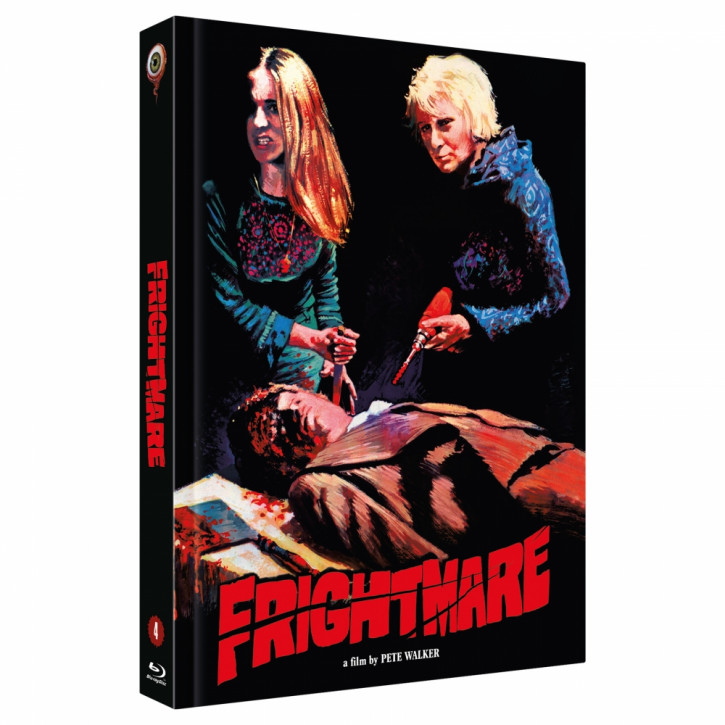 Frightmare - Alptraum - Limited Collectors Edition - Cover C [Blu-ray+DVD]