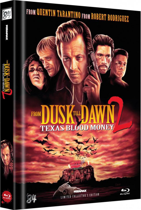 From Dusk Till Dawn 2 - Limited Collector's Edition - Cover A [Blu-ray]