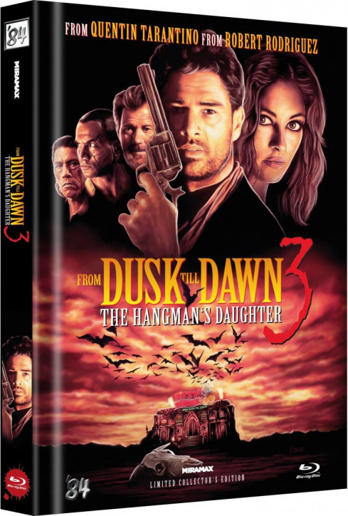 From Dusk Till Dawn 3 - Limited Collector's Edition - Cover A [Blu-ray]