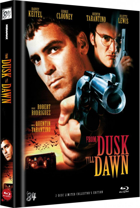 From Dusk Till Dawn - Limited Collector's Edition - Cover E [Blu-ray]