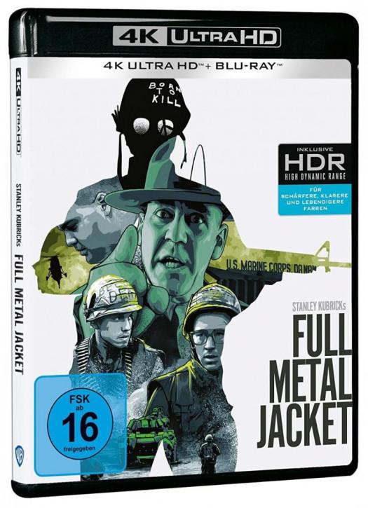 Full Metal Jacket [4K UHD+Blu-ray]