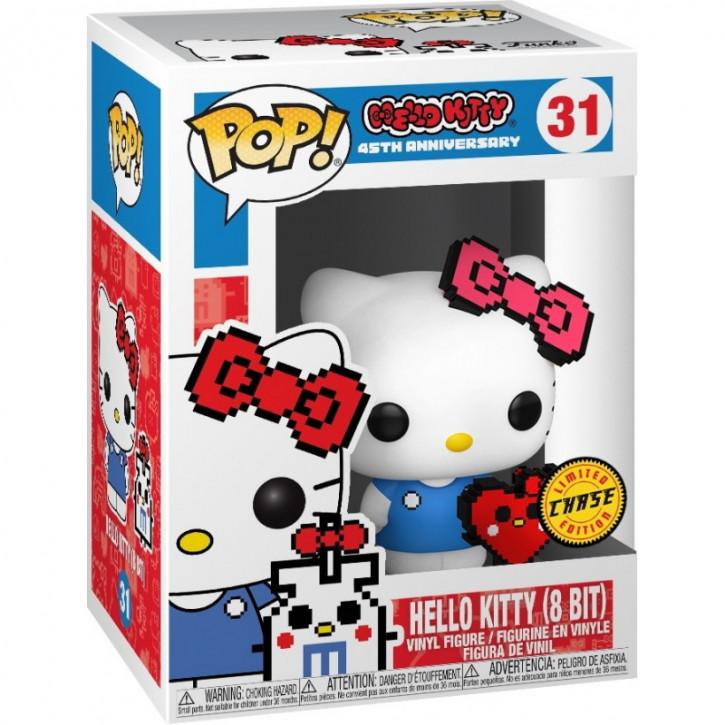 Hello Kitty POP! - Vinyl Figur 31 Limited Chase Edition - Hello Kitty