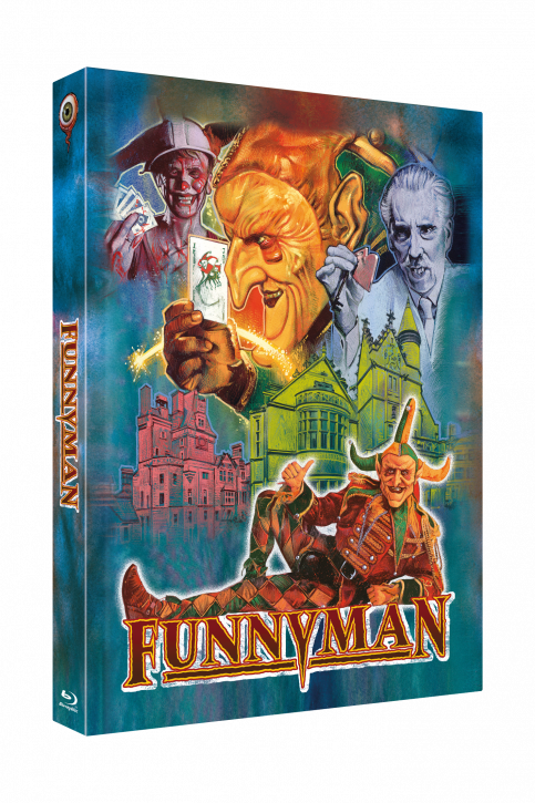 Funnyman - Limited Collectors Edition - Cover B [Blu-ray]