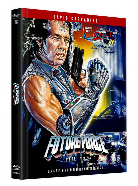 Future Force 1-2 - Mediabook [Blu-ray]