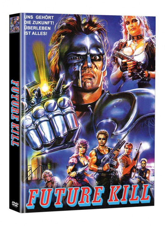 Future Kill - Limited Mediabook Edition (Super Spooky Stories #90) [DVD]