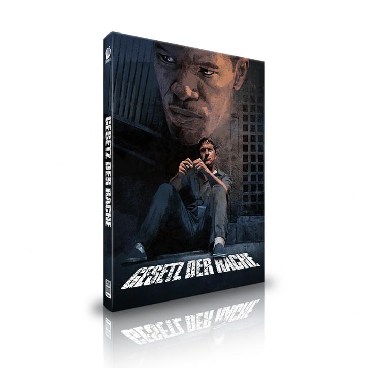 Gesetz der Rache - Limited Mediabook Edition - Cover B [Blu-ray+CD]