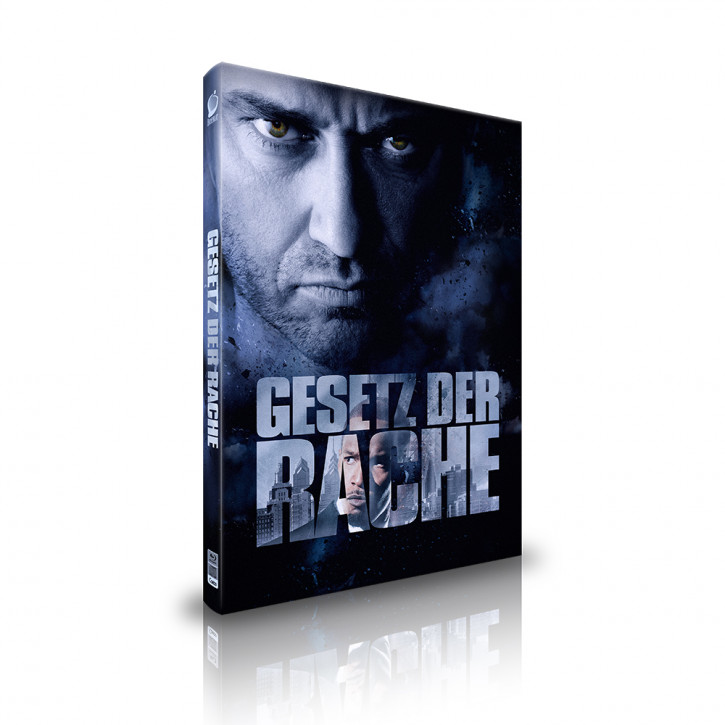 Gesetz der Rache - Limited Mediabook Edition - Cover C [Blu-ray+CD]