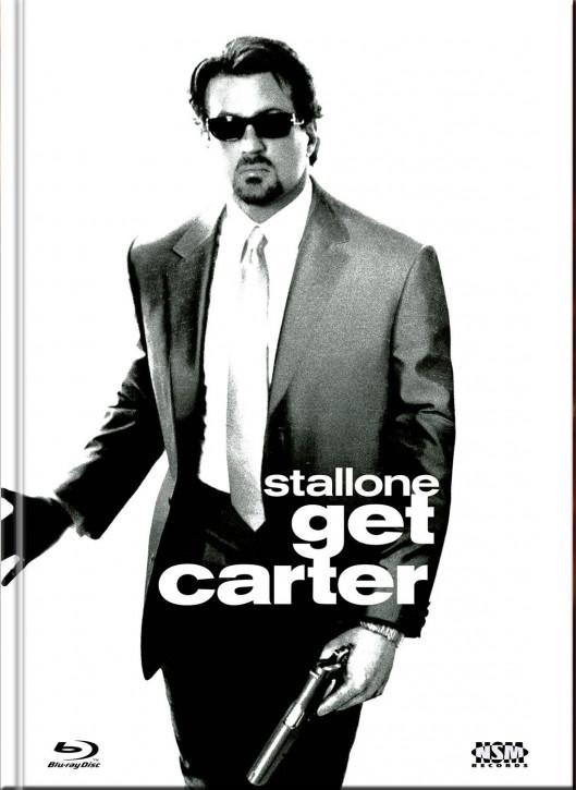 Get Carter - Die Wahrheit tut weh - Mediabook - Cover A [Blu-Ray+DVD]