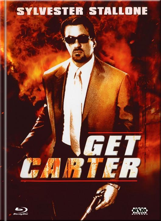 Get Carter - Die Wahrheit tut weh - Mediabook - Cover B [Blu-Ray+DVD]