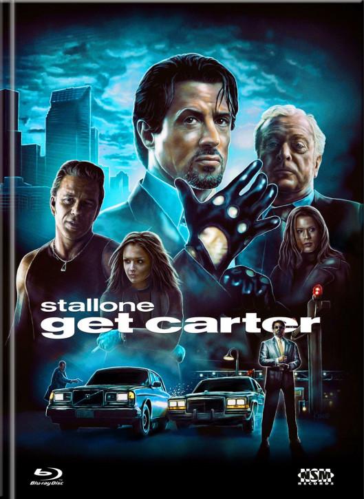 Get Carter - Die Wahrheit tut weh - Mediabook - Cover C [Blu-Ray+DVD]