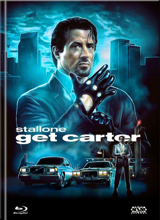 Get Carter - Die Wahrheit tut weh - Mediabook - Cover D [Blu-Ray+DVD]