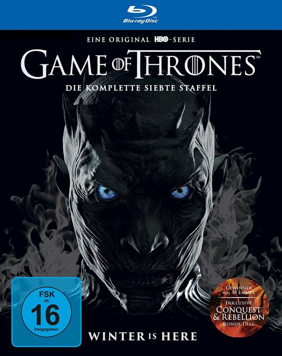 Game of Thrones - Die komplette 7. Staffel [Blu-ray]