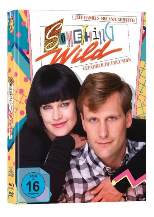 Gefährliche Freundin - Limited Mediabook Edition - Cover B [Blu-ray+DVD]