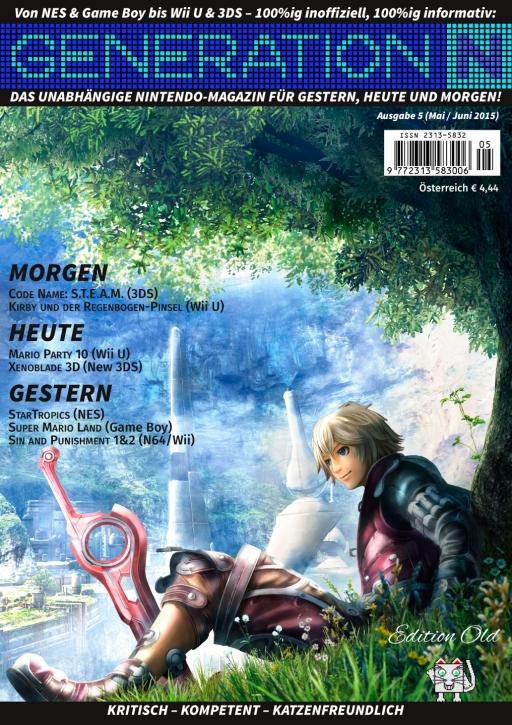 Generation N # 5 (Mai/Juni 2015)