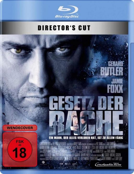 Gesetz der Rache (Director's Cut) [Blu-ray]
