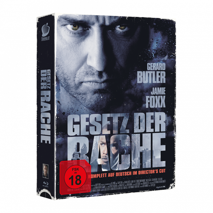 Gesetz der Rache (Director's Cut) - Tape Edition [Blu-ray]