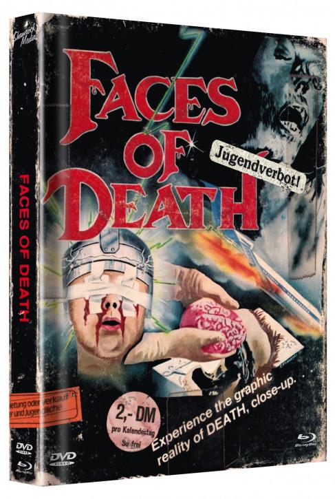 Gesichter des Todes - Mediabook - Cover E [Blu-ray+DVD]