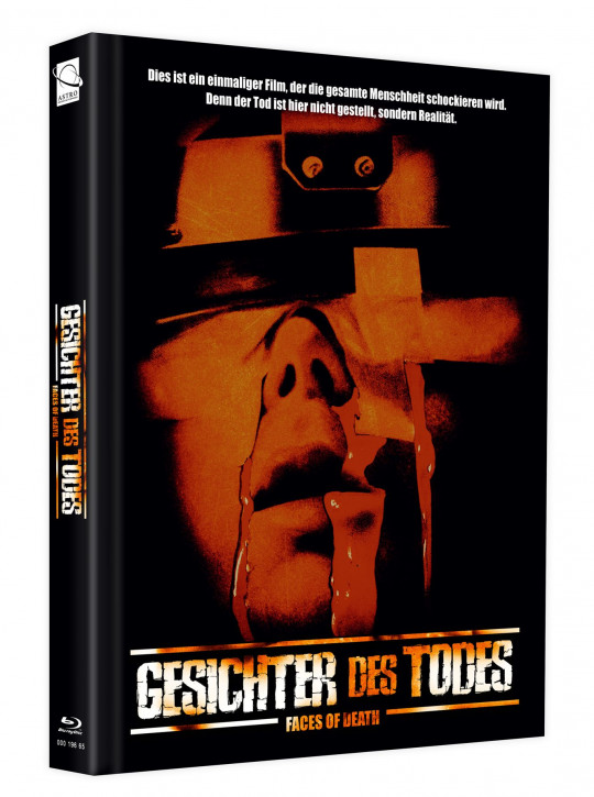 Gesichter des Todes (Faces of Death) - Mediabook - Cover D [Blu-ray+DVD]