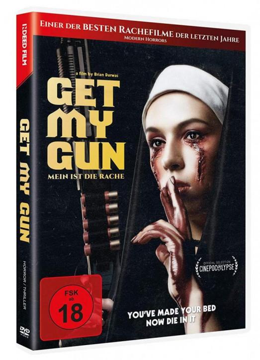 Get My Gun - Mein ist die Rache [DVD]