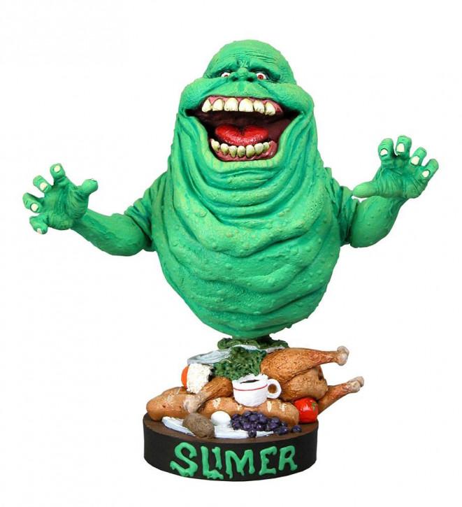 Ghostbusters - Head Knocker Wackelkopf-Figur - Slimer