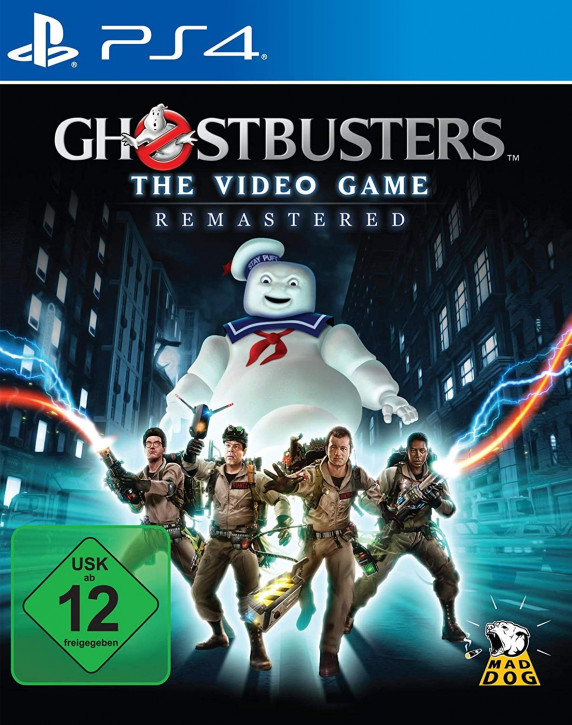 Ghostbusters The Video Game - Remastered [PS4]