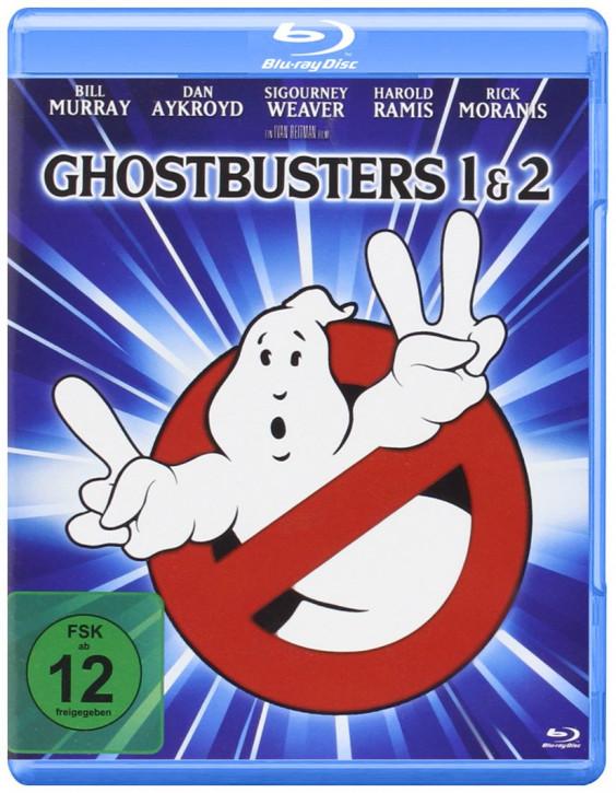 Ghostbusters I & II [Blu-ray]