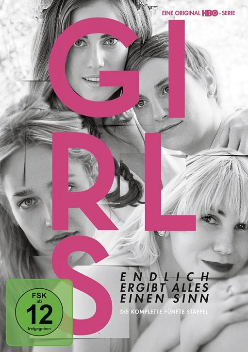 Girls - Die komplette fünfte Staffel [2 DVDs]
