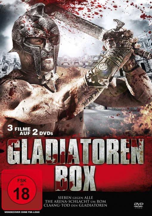 Gladiatoren Box, Vol. 1 - [DVD]