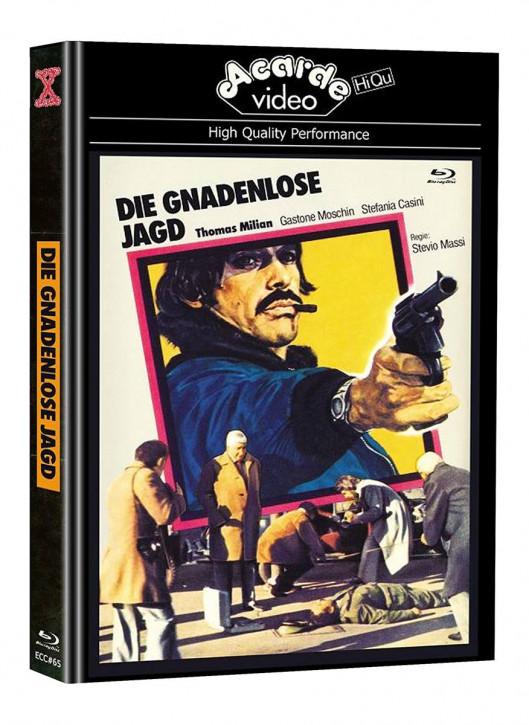 Die Gnadenlose Jagd - Eurocult Collection #065 - Mediabook - Cover D [Blu-ray+DVD]