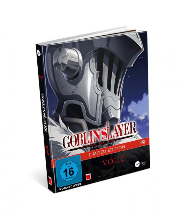 Goblin Slayer Vol.2 - Limited Mediabook [DVD]