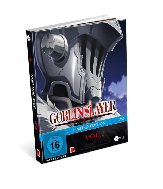Goblin Slayer Vol.2 - Limited Mediabook [Blu-ray]