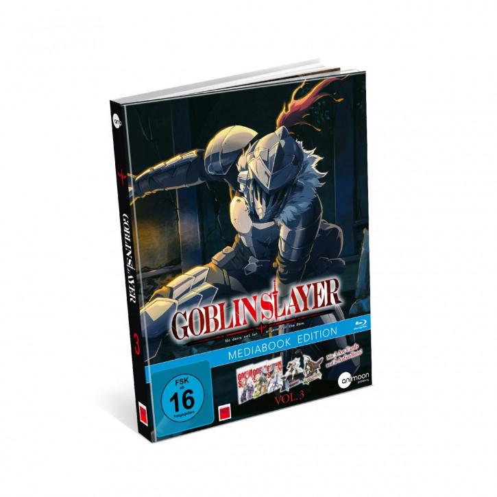 Goblin Slayer Vol.3 - Limited Mediabook [Blu-ray]