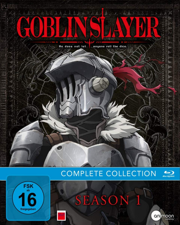 Goblin Slayer - Die Komplette Season 1 [Blu-ray]