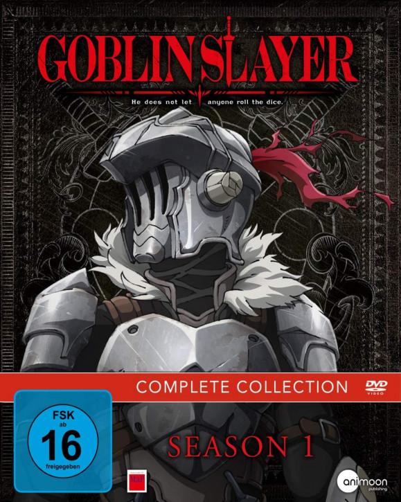 Goblin Slayer - Die Komplette Season 1 [DVD]
