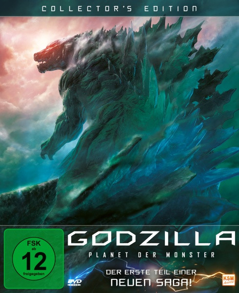 Godzilla: Planet der Monster - Collector's Edition [DVD]