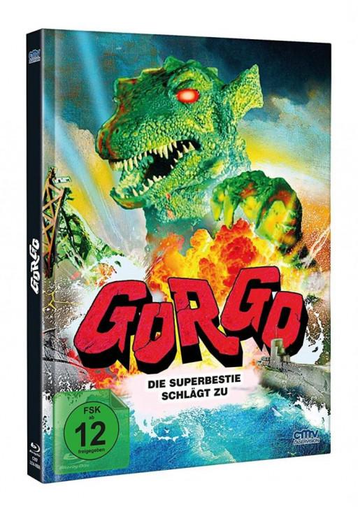 Gorgo - Limited Mediabook - Cover B [Blu-ray+DVD]
