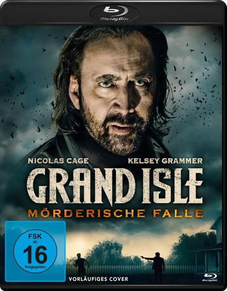 Grand Isle - Mörderische Falle [Blu-ray]