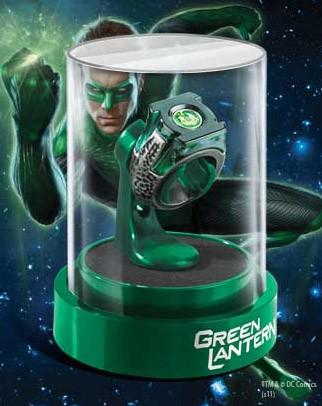 Green Lantern - Movie Replik 1/1 - Hal Jordan´s Ring
