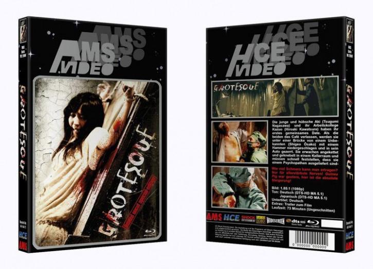 Grotesque - Große Hartbox [Blu-ray]