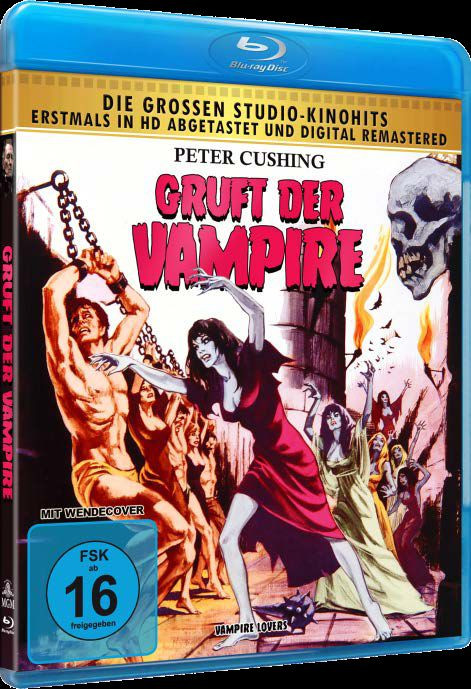 Gruft der Vampire [Blu-ray]