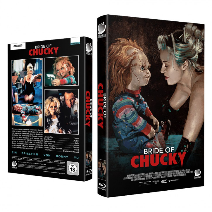 Bride of Chucky - Große Hartbox [Blu-ray]